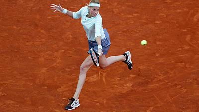 Kvitova withdraws from Birmingham Classic