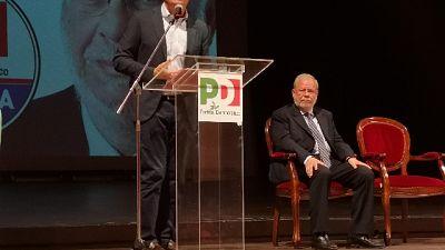 Zingaretti, con Brianda Sassari tutelata