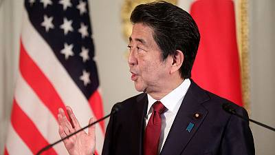 Japan PM calls on Iran to play constructive role for regional stability