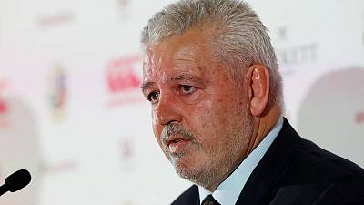 Gatland rules out England job - eyes Super Rugby role in New Zealand