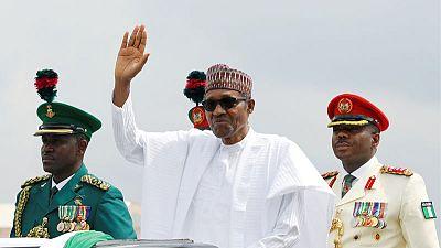 Nigeria's Buhari signals four more years like the last