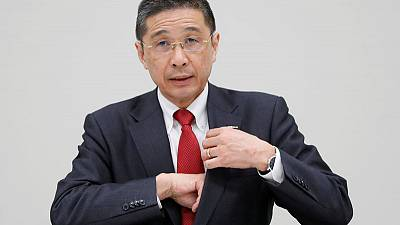 Nissan CEO: Will discuss differences in views with 'important' partner Renault - Jiji