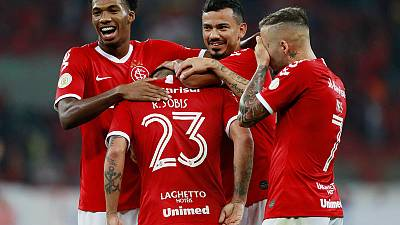 Inter maintain 100% home record with 3-1 win over Bahia