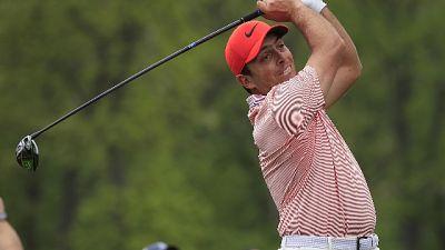 "Golf: US Open,Molinari ""Ho fuoco dentro"""
