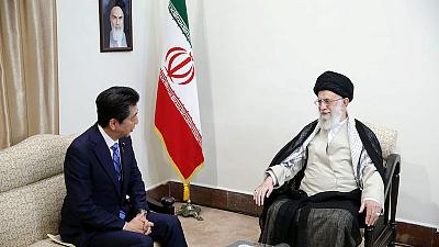 Iran supreme leader says has no intention to make or use nuclear weapons - Japan