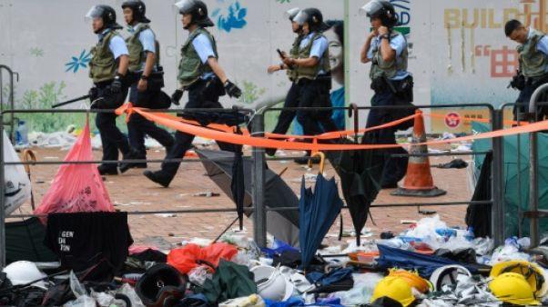 """Hong Kong: après le """"Mouvement des parapluies"""", la révolte du désespoir"""