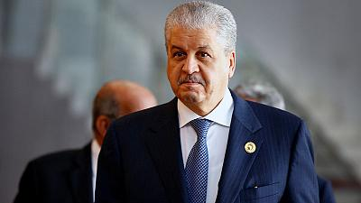 Algerian ex-pm Sellal remanded in custody over graft allegation - state tv