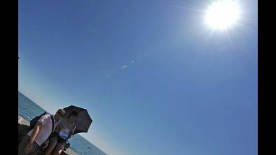Nuova ondata calore in Sardegna