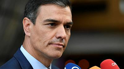 Spain's Sanchez moves closer to PM post with Catalan abstentions