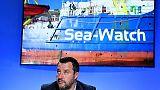 Migranti: Sea Watch,non andremo in Libia