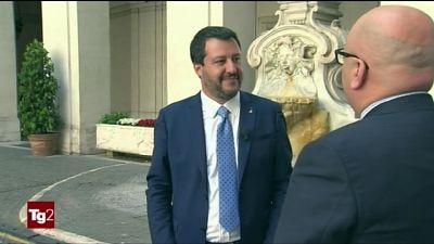 Salvini, io non chiedo rimpasto