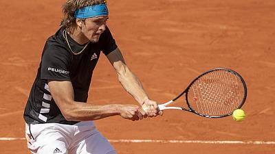 Brown dumps top seed Zverev out of Stuttgart second round