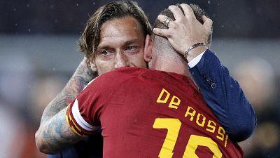 "Totti ""tante ipotesi,a breve mie scelte"""