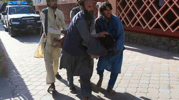 الدولة الإسلامية تعلن مسؤوليتها عن هجوم انتحاري في مدينة جلال أباد بأفغانستان