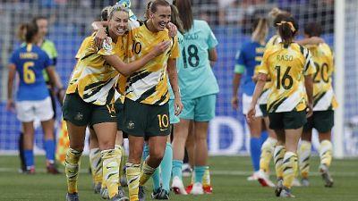 Mondiali donne: Brasile-Australia 2-3
