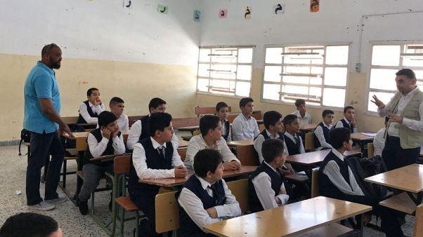تحقيق-أطفال طرابلس يكافحون من أجل الدراسة مع وصول الحرب للعاصمة الليبية