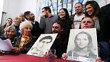 Argentina rights organisation identifies son of disappeared dissidents