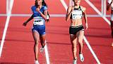 McLaughlin upstages Olympic champion Muhammad in Oslo