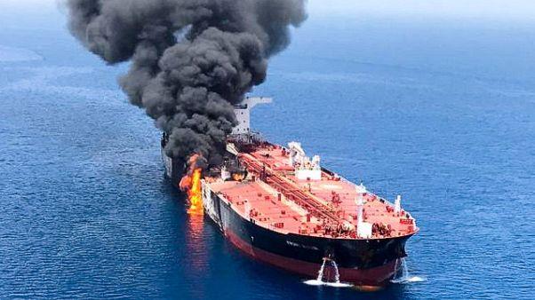 المتحدث باسم الخارجية: مصر تدين الهجوم على ناقلتي نفط في خليج عمان