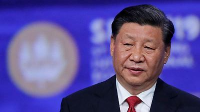 Xi says China will promote steady ties with Iran