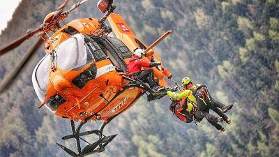 Morto escursionista disperso in A.Adige