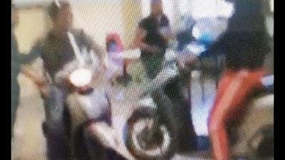 In classe con gli scooter, due denunce