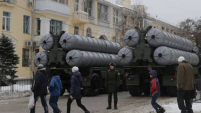 Turkey says would retaliate against U.S. sanctions over Russian S-400s