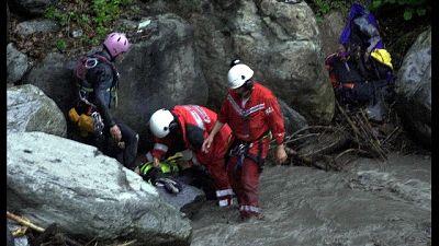Muore annegato mentre pratica canyoning
