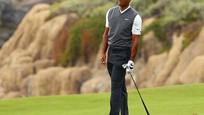Records on line as Woods, Rose target U.S. Open