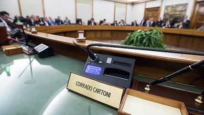 Si è dimesso togato Csm Corrado Cartoni