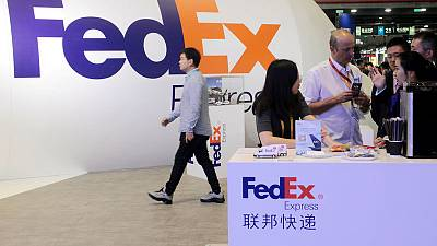 China launches inquiry into FedEx parcel delivery errors - Xinhua