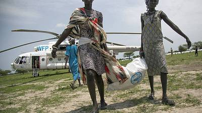 Record number of people facing critical lack of food in South Sudan