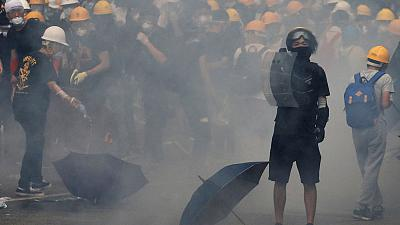 Exclusive: Hong Kong police 'trapped in the middle' by polarising extradition bill
