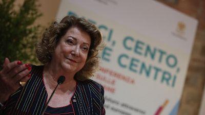 Periferie: Diana Bracco,gestire crescita