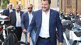 Salvini, con Di Maio d'amore e d'accordo