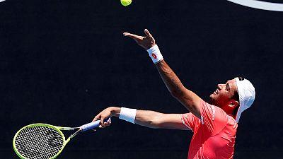 Tennis: In-form Berrettini cruises into Stuttgart semis