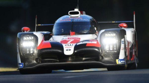 """24 Heures du Mans: le présent appartient à Toyota, l'avenir aux """"Hypercars"""""""