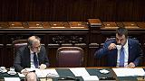Salvini, giù tasse o manovra senza di me