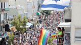 Tel Aviv runs rainbow colours at jubilant pride parade