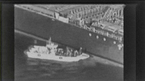 Tankers attaqués: les Etats-Unis diffusent une vidéo incriminant selon eux l'Iran