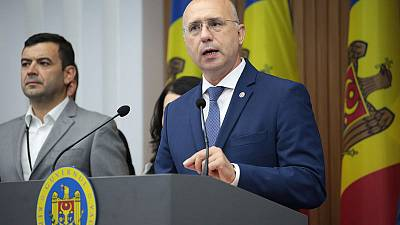 'Moldova is free' cheers new premier as rival steps aside