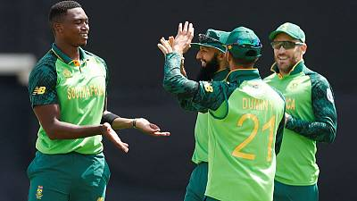 Paceman Ngidi still a doubt for beleaguered South Africa