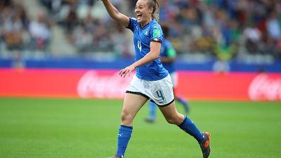 Mondiali donne: Giamaica-Italia 0-5