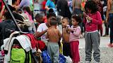 Venezuelans rush to Peru border ahead of migration crackdown