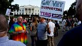 Trump wins U.S. court victory in quest for transgender military ban