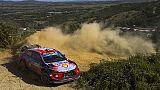 Auto: Rally Sardegna, Sordo è in testa