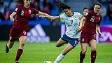 Mondiali donne:Inghilterra-Argentina 1-0
