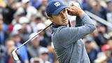 Hidden rake surprises Spieth at U.S. Open