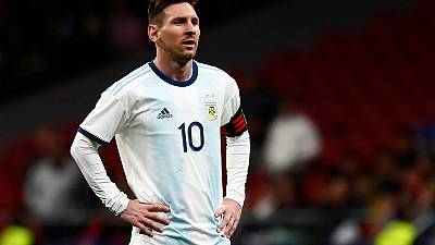 Argentina impressed by Messi's desire to end trophy heartache