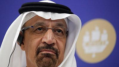 Saudi energy minister says hopes to balance oil market before next year